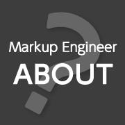 マークアップエンジニアについて