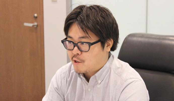 立野氏 インタビュー