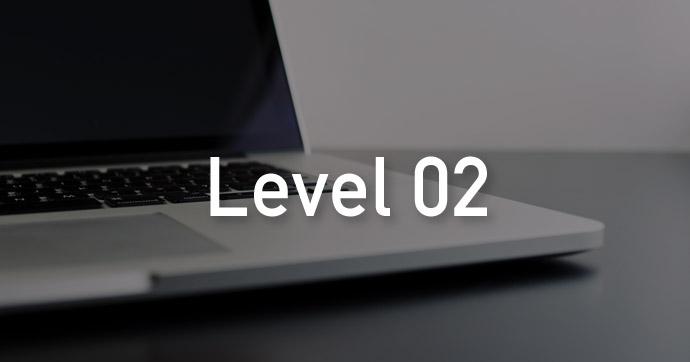 Skill Level 02