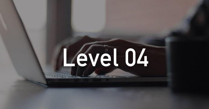 Skill Level 04