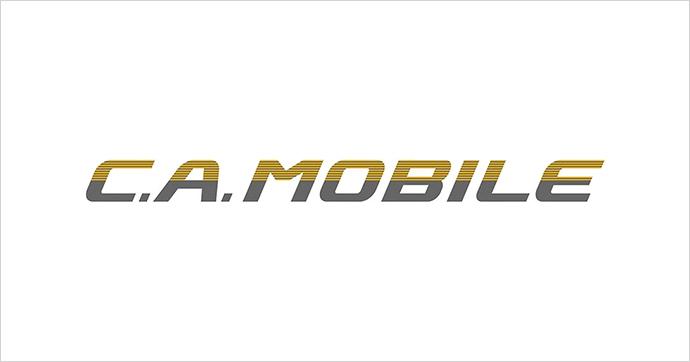 シーエー・モバイル ロゴ