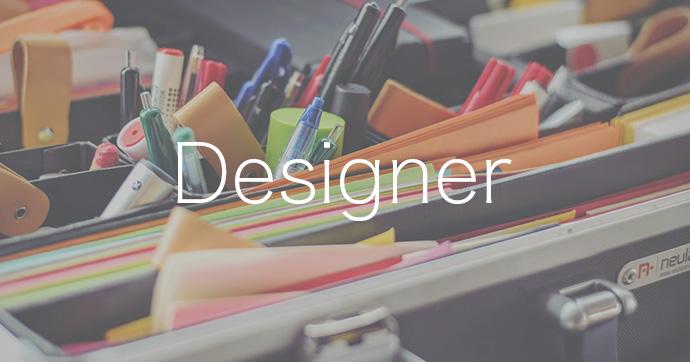 面接 デザイナー